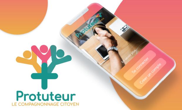 Visueel van project L'Application qui va tout changer !