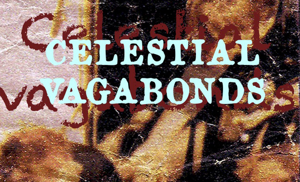 Project visual Celestial vagabonds - Collective exhibition COSMIC in Belgrade