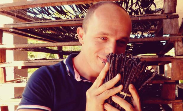 Visuel du projet DavidVanille.com : Soutenez un Chercheur d'Épices.
