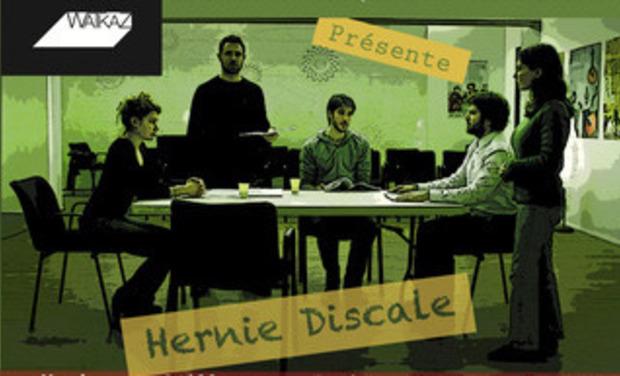 Project visual La pièce Hernie Discale d'Ingrid Lausund par WatKaz