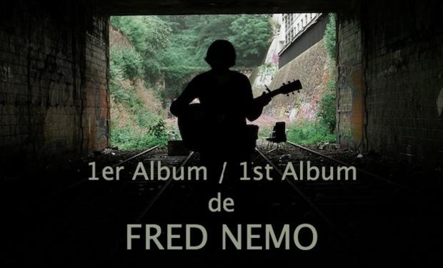 Visuel du projet Ground : Premier Album solo de Fred Nemo