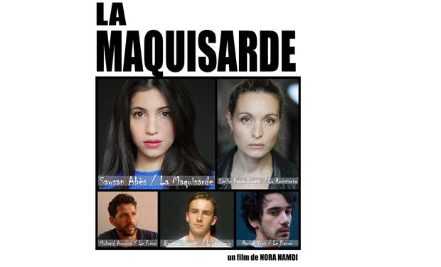 Visuel du projet LA MAQUISARDE - Le film