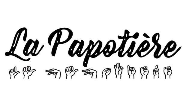 Visuel du projet La Papotière - Restaurant bilingue LSF/Fr