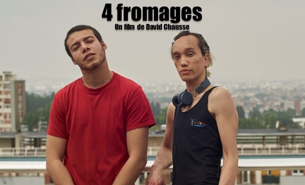 Project visual 4 FROMAGES