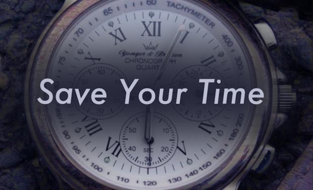 Visuel du projet Save Your Time ( SF Moyen Métrage )