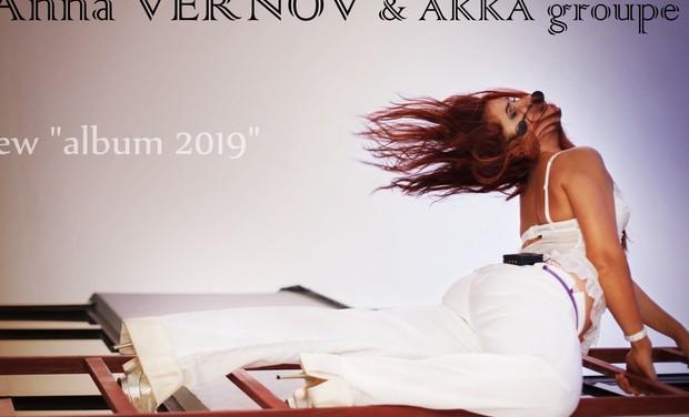"Project visual Financez le nouvel album de l'artiste Anna VERNOV & AKKA ""Na Bali"" de style PEJ"