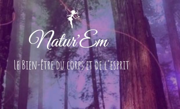 Visuel du projet Natur'Em, le bien-être du corps et de l'esprit