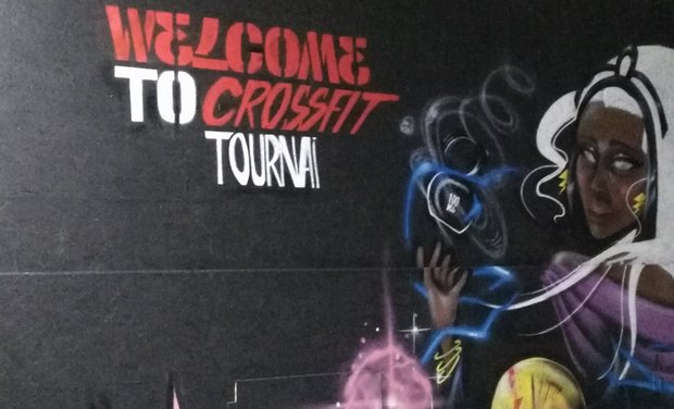 Visueel van project CROSSFIT TOURNAI S'AGRANDIT !!!