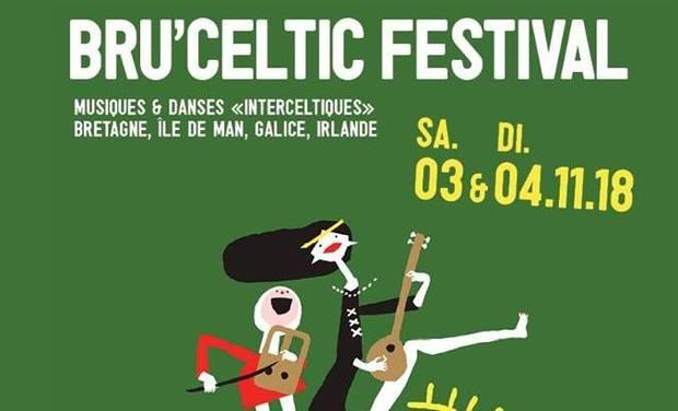 Visuel du projet Bru'celtic Festival