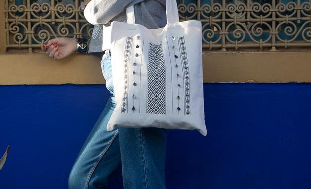 Visuel du projet ZAYANE; la mode inspirée de la culture berbère