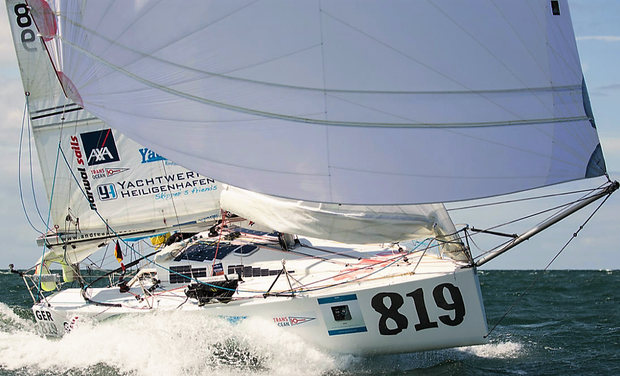 Visuel du projet Mini Transat 2019 - The adventure of a lifetime
