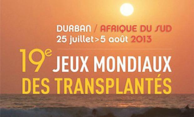 Visueel van project LES JEUX MONDIAUX DES TRANSPLANTES 2013