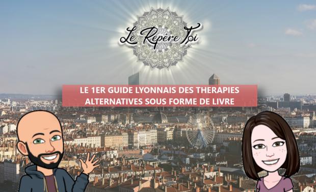Visuel du projet Le RepèreToi : Le 1er guide lyonnais des thérapies alternatives