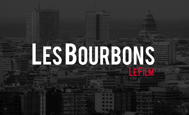 Project visual Les Bourbons