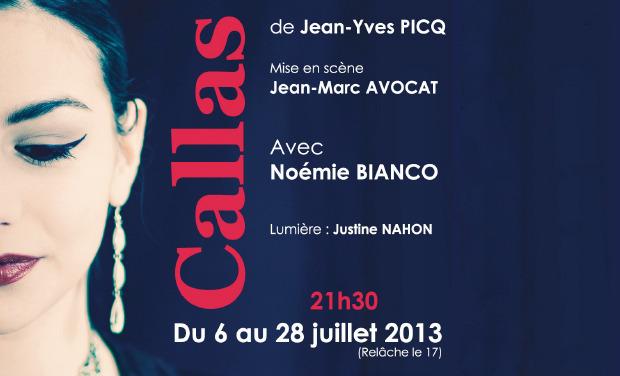 Visuel du projet Callas - Avignon