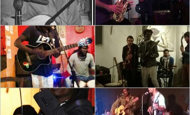 Project visual Good vibes record le groupe vous appelle à soutenir ce projet d'enregistrement 1