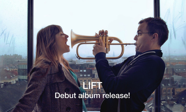 Project visual LIFT - Lancement du 1er album !