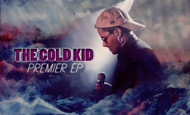 Visuel du projet The Cold Kid - premier EP