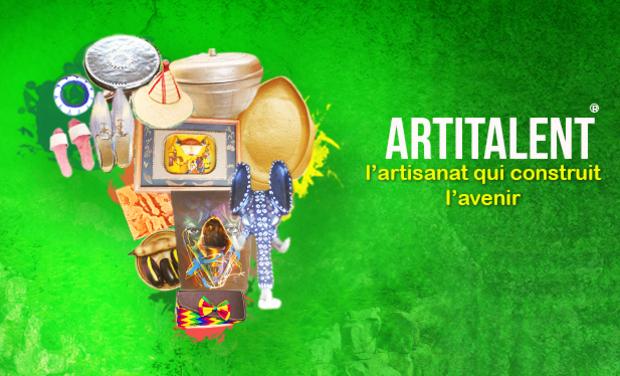 Visuel du projet Artitalent : construire l'avenir avec les talents d'artisans d'Afrique