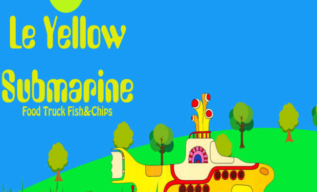 Visuel du projet Le Yellow Submarine - Le Food Truck So British