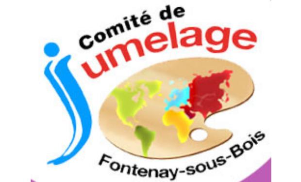 Visuel du projet comité de jumelage de la ville Fontenay Sous Bois