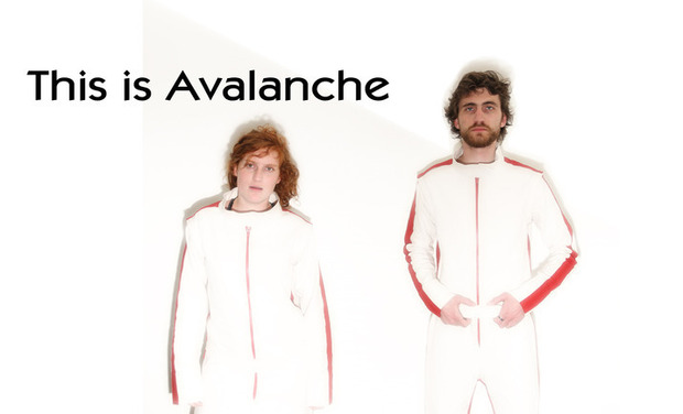 Visueel van project EP This is Avalanche