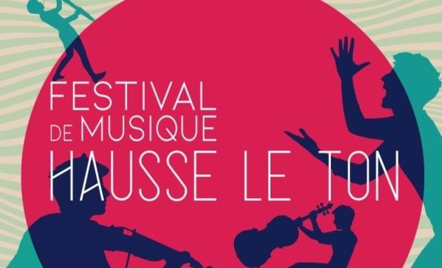 Visuel du projet Festival franco-allemand Hausse le ton