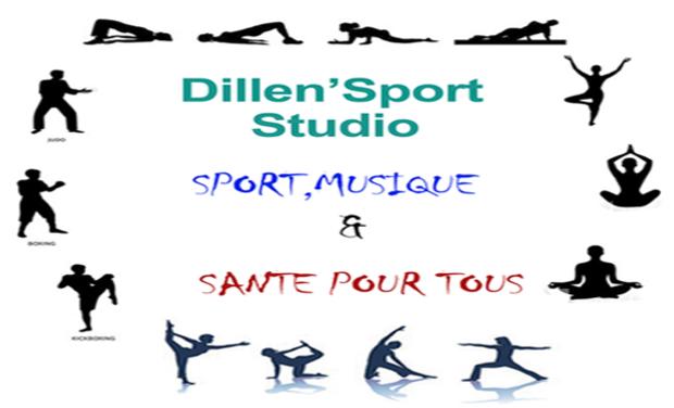 Visuel du projet Dillen'sport studio