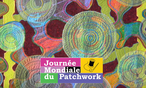 Project visual La Journee Mondiale du Patchwork