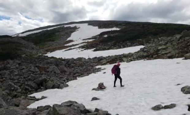 Visuel du projet Défi La grande traversée de la Gaspésie 7 jours 7 demi-marathons