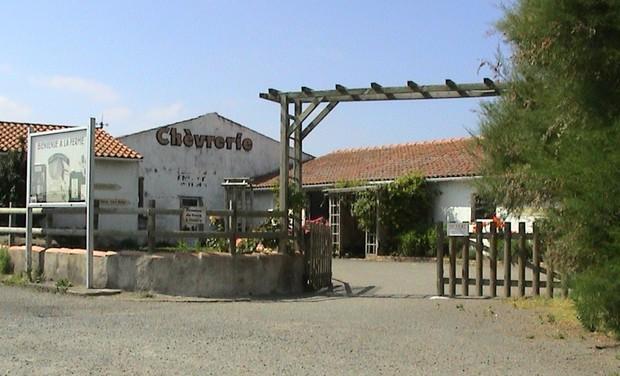 Visueel van project Une seconde vie pour la chèvrerie de Noirmoutier
