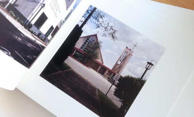 Project visual Tolérance - Particularité du Rhode Island USA - Livre Photo