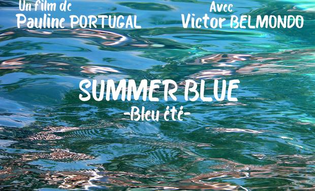 Visuel du projet Summer Blue - Bleu été