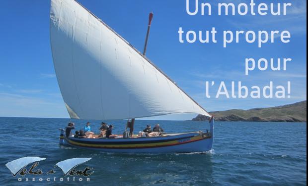 Visuel du projet Un moteur tout propre pour l'Albada!