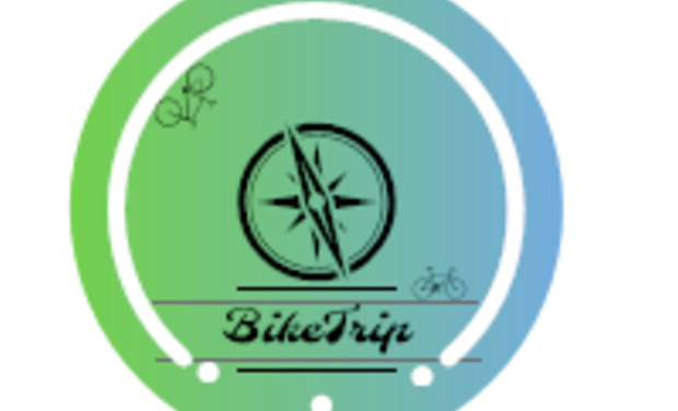 Visueel van project BikeTrip
