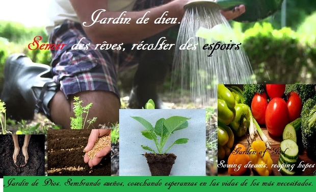 Project visual Garden of God