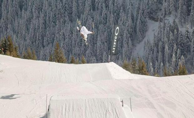 Visuel du projet Entrainement de ski sur une structure spéciale au Canada