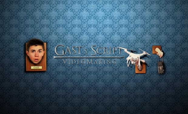 Visueel van project Gast's Script