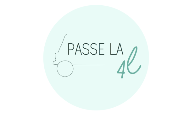 Project visual Passe la 4L - Course humanitaire 4L Trophy