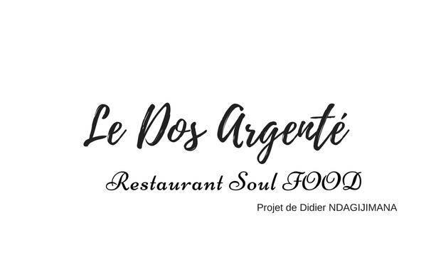 Visuel du projet LE DOS ARGENTE, Nouveau Restaurant Gastronomique Soulfood à Grenoble