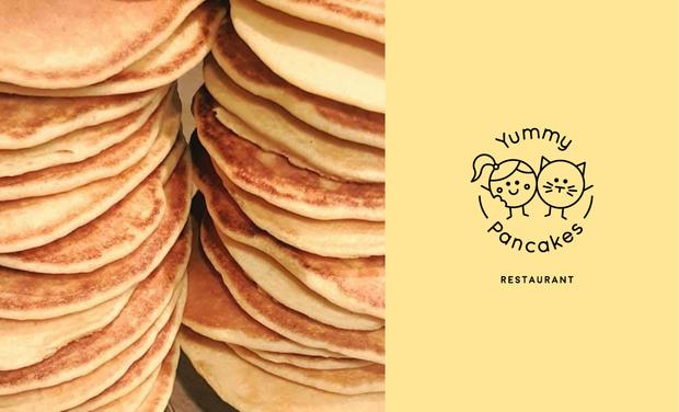 Visuel du projet Yummy Pancakes : Le 1er restaurant Lyonnais autour des Pancakes !