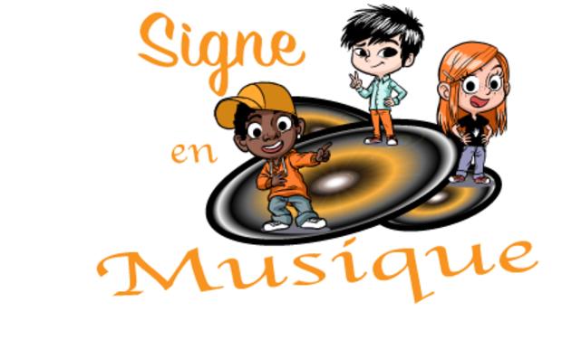 Visuel du projet Signe en musique