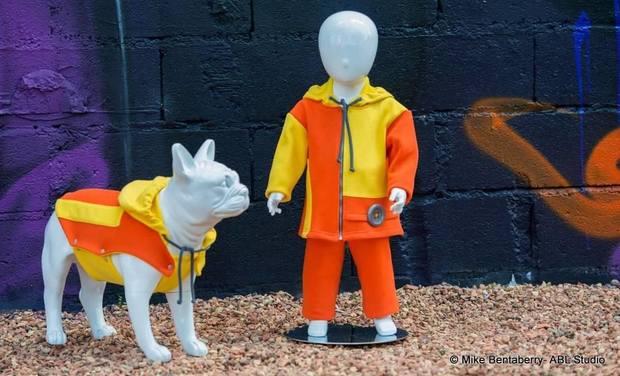 Visuel du projet Lancement d'une nouvelle marque : Océane Kids and Dogs Fashion