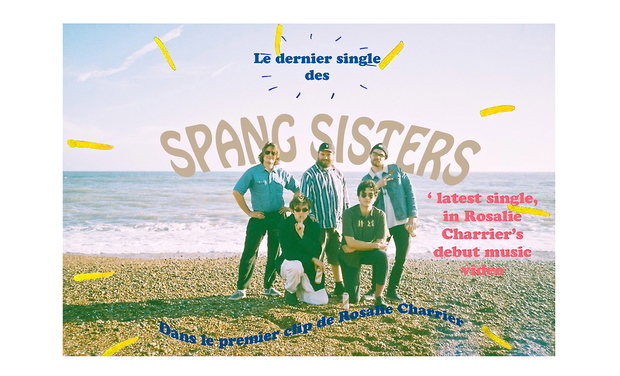 Project visual Clip des Spang Sisters