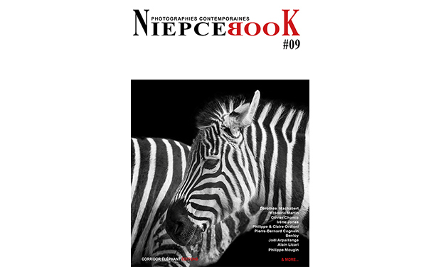 Project visual NIEPCEBOOK N°09
