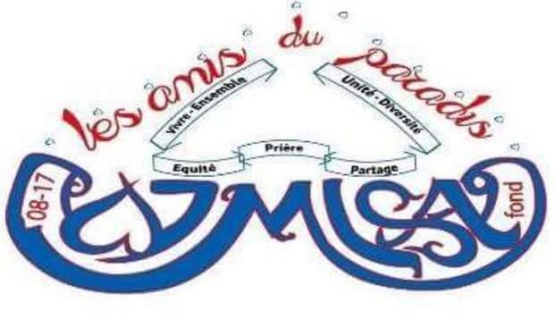 """Project visual Lancement des """"Amis du Paradis"""""""