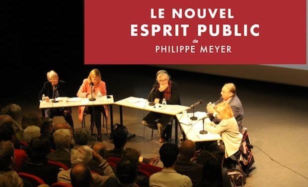 Image du projet Le Nouvel Esprit Public: Nouvelle Saison 2018/2019