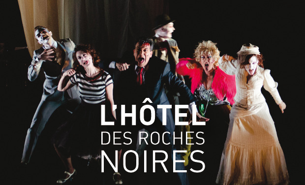 Project visual L'HOTEL DES ROCHES NOIRES