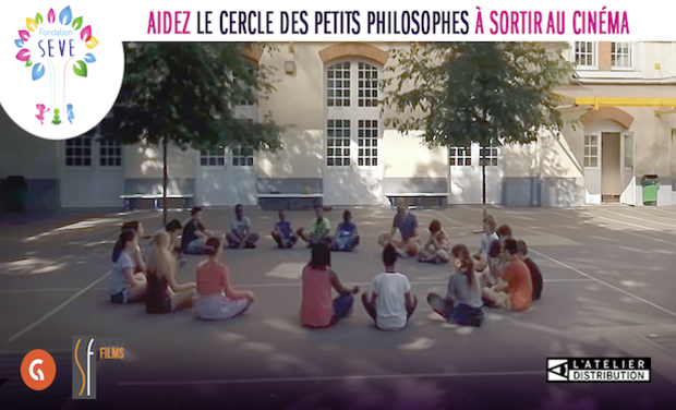 Image du projet Le Cercle des petits philosophes