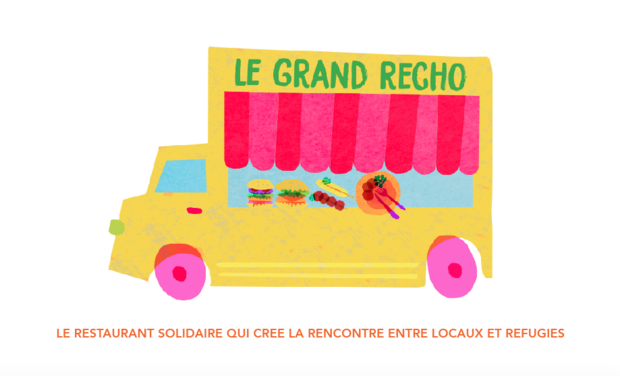 Project visual Le Grand RECHO